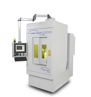 HSA5 laser ablation machine