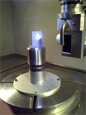 Delta 5 axis laser machine - Laser Ablation