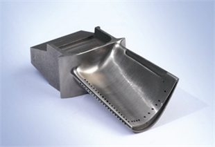 Typical HP Turbine Blade